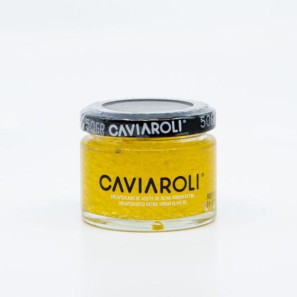 caviar de aceite de oliva virgen extra