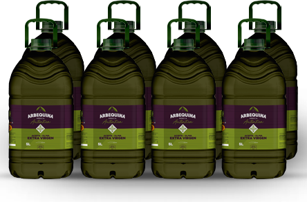 aceite de arbequina